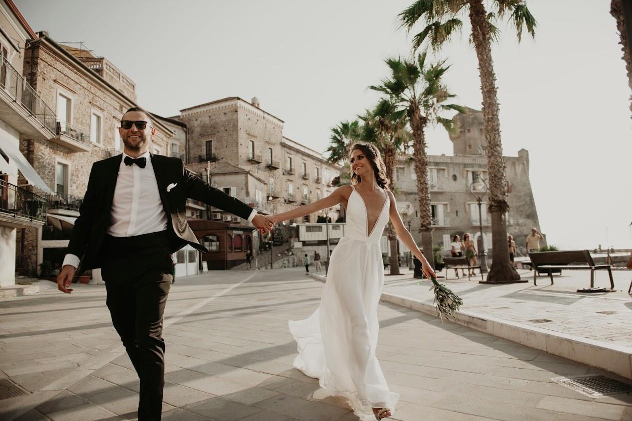 Italy Bride and Groom Weddings