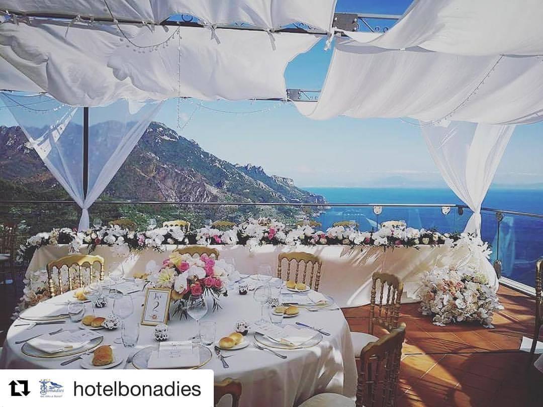 Ravello Symbolic Wedding in a private venue
