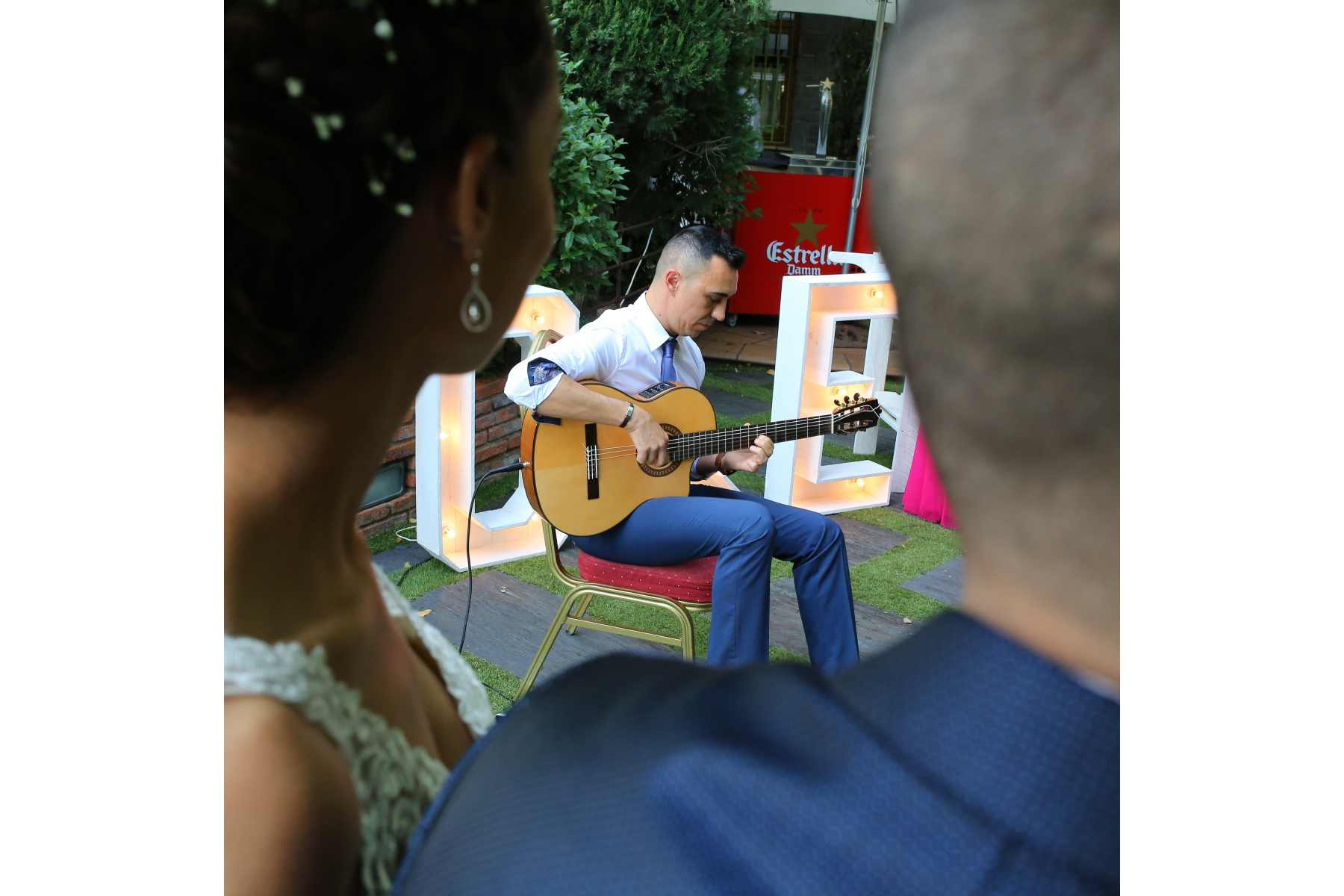 Flamenco guitarist wedding  Wedding Package