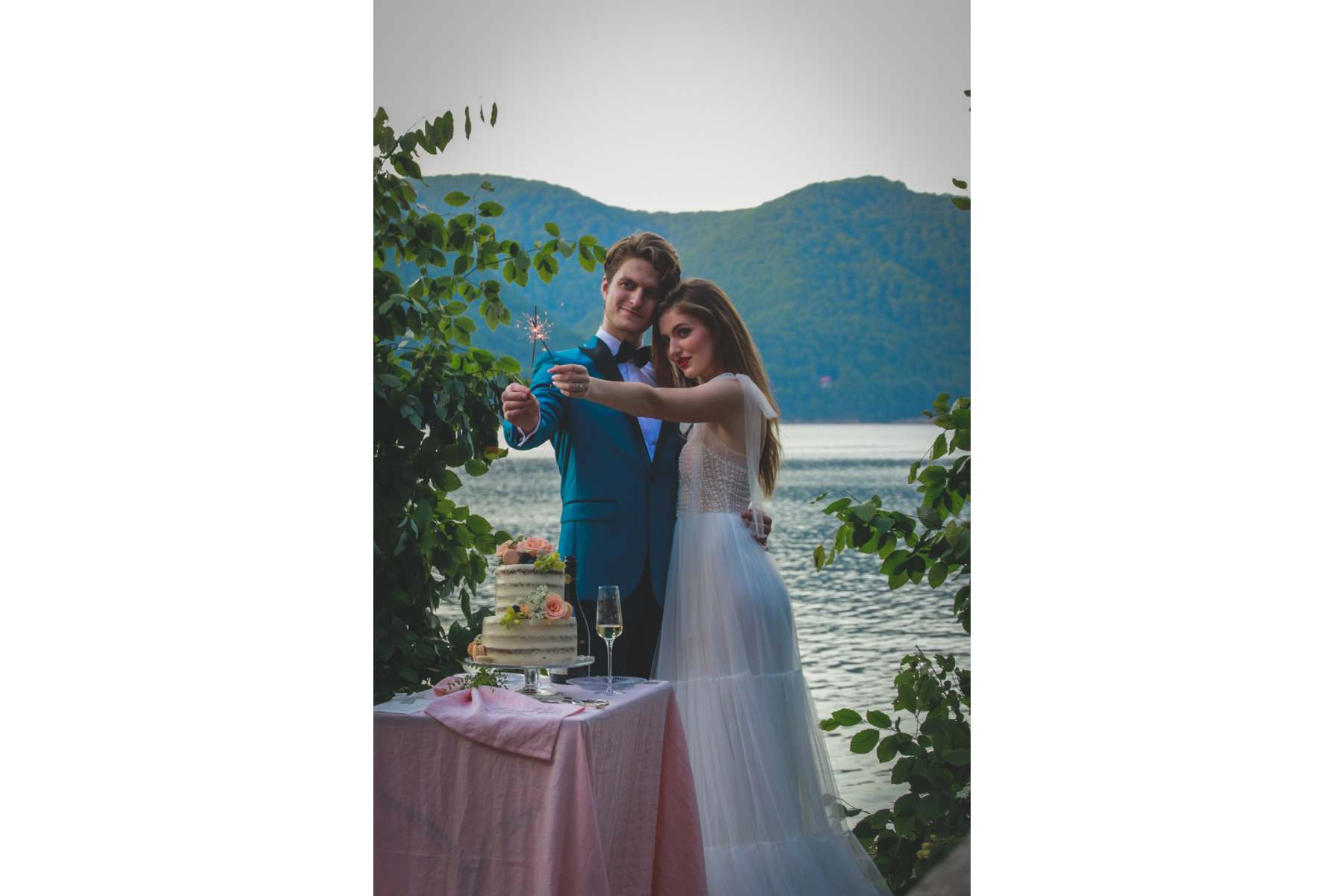 Lakeside Intimate Weddings in Romania