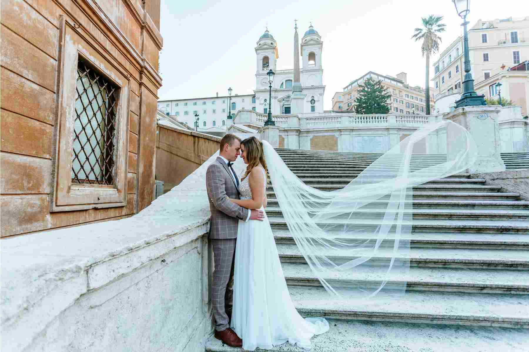 Hello - sessione a Roma Wedding Package