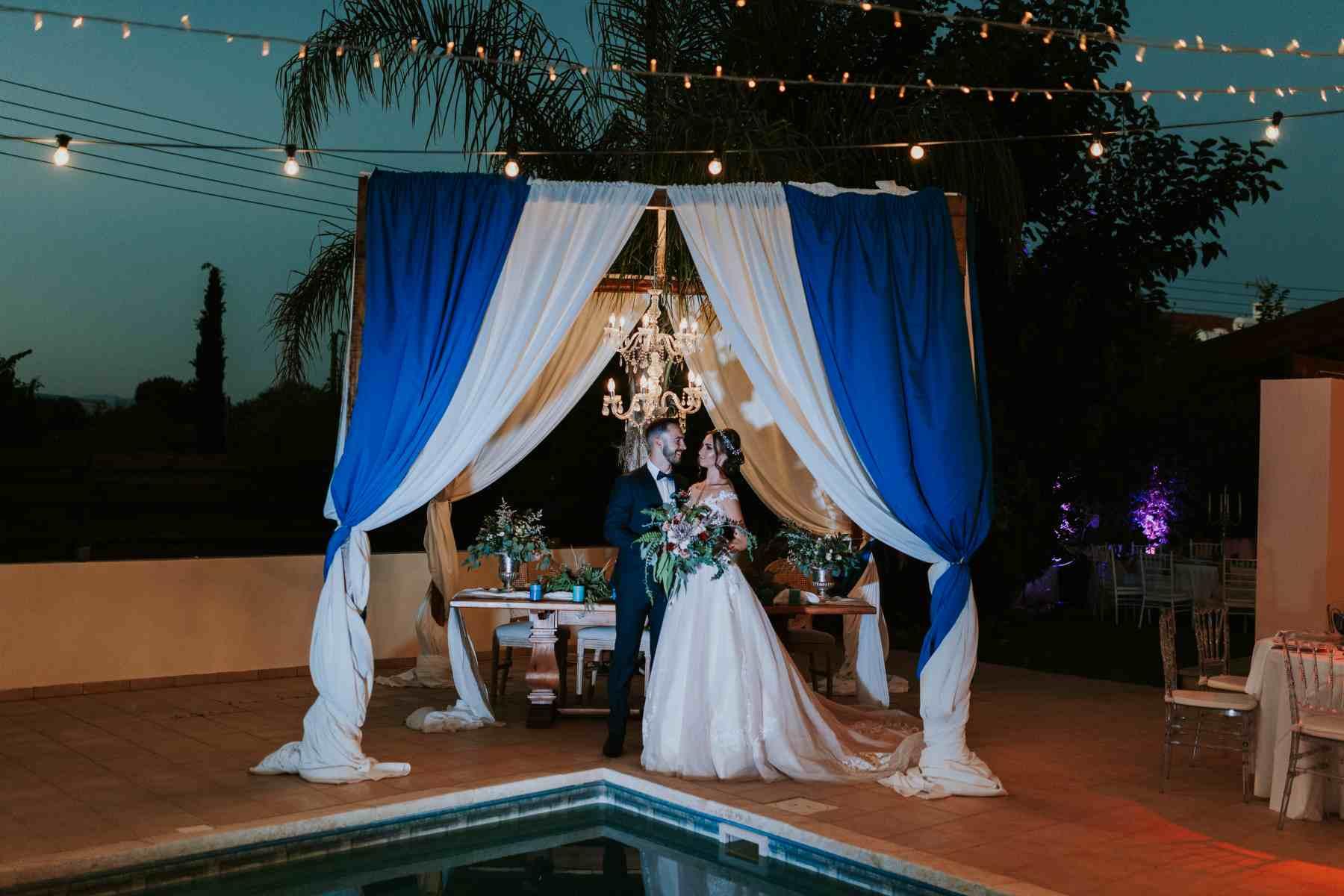 Villa Wedding at Villa Fontana for 20 guests Wedding Package