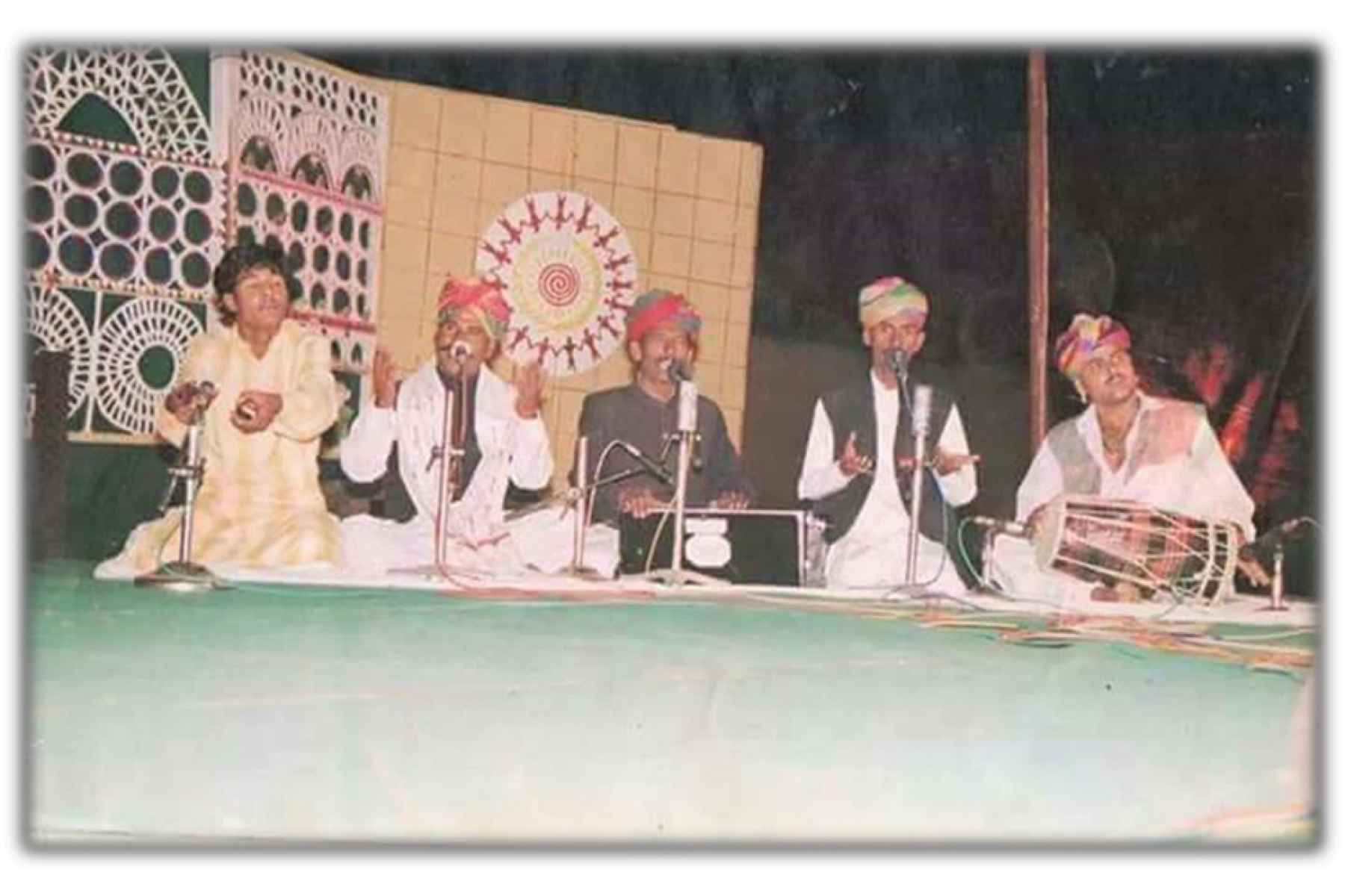 MANGANIYARS - Rajasthani Folk!! Wedding Package