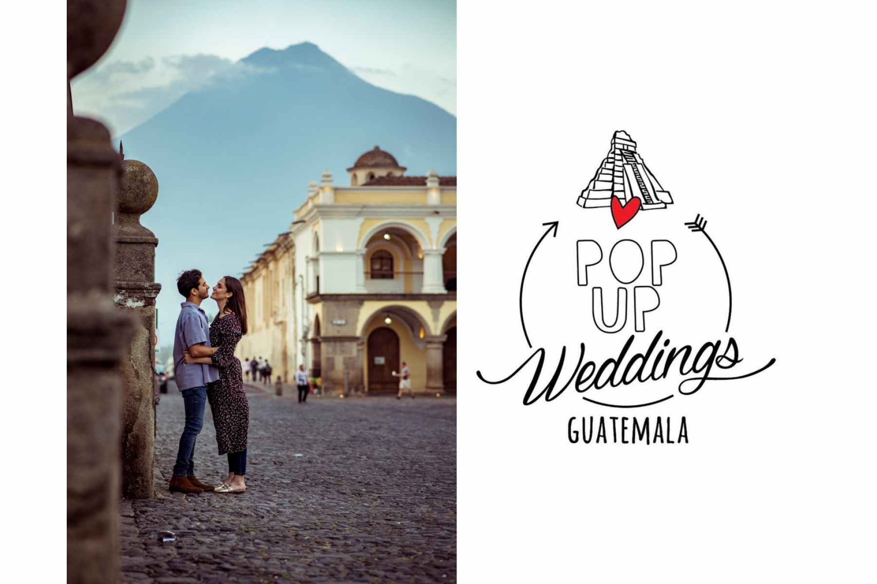 POP UP WEDDING IN GUATEMALA
