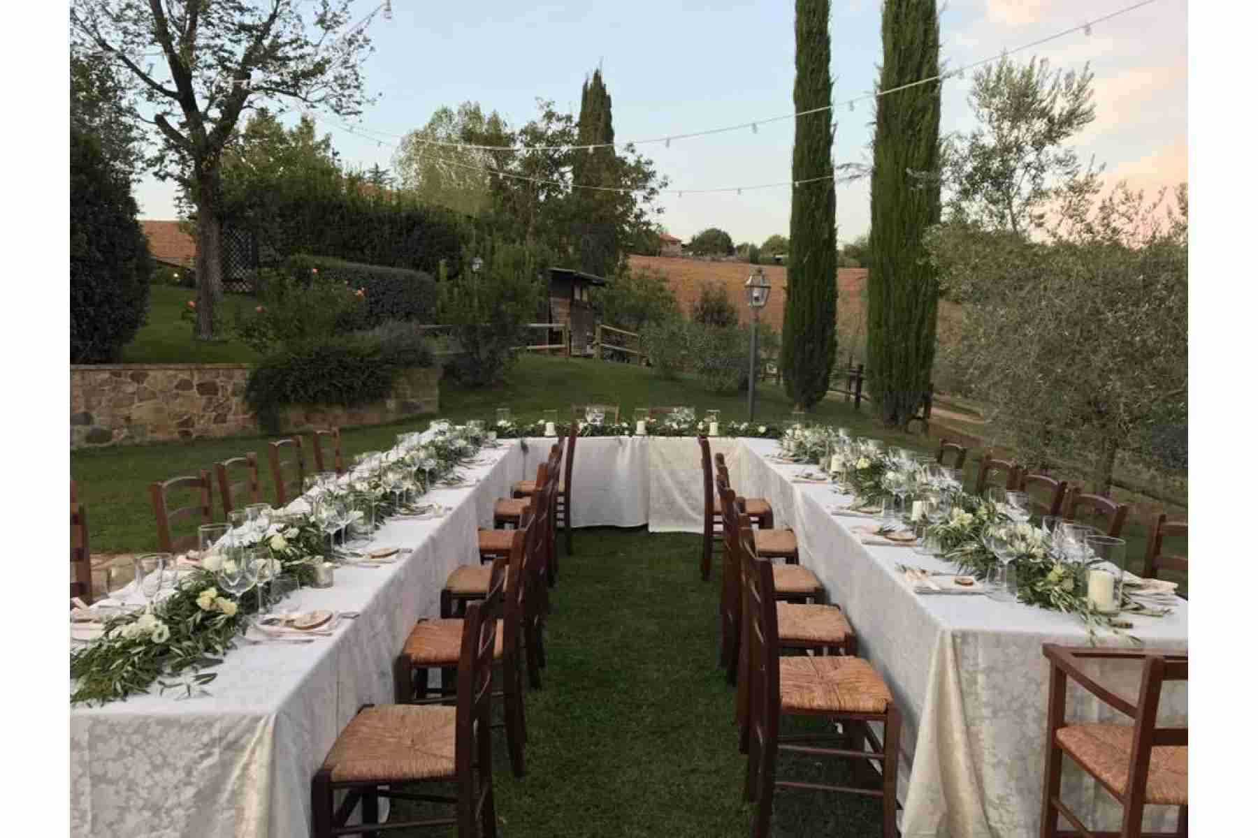 Tuscan Countryside  Wedding Package