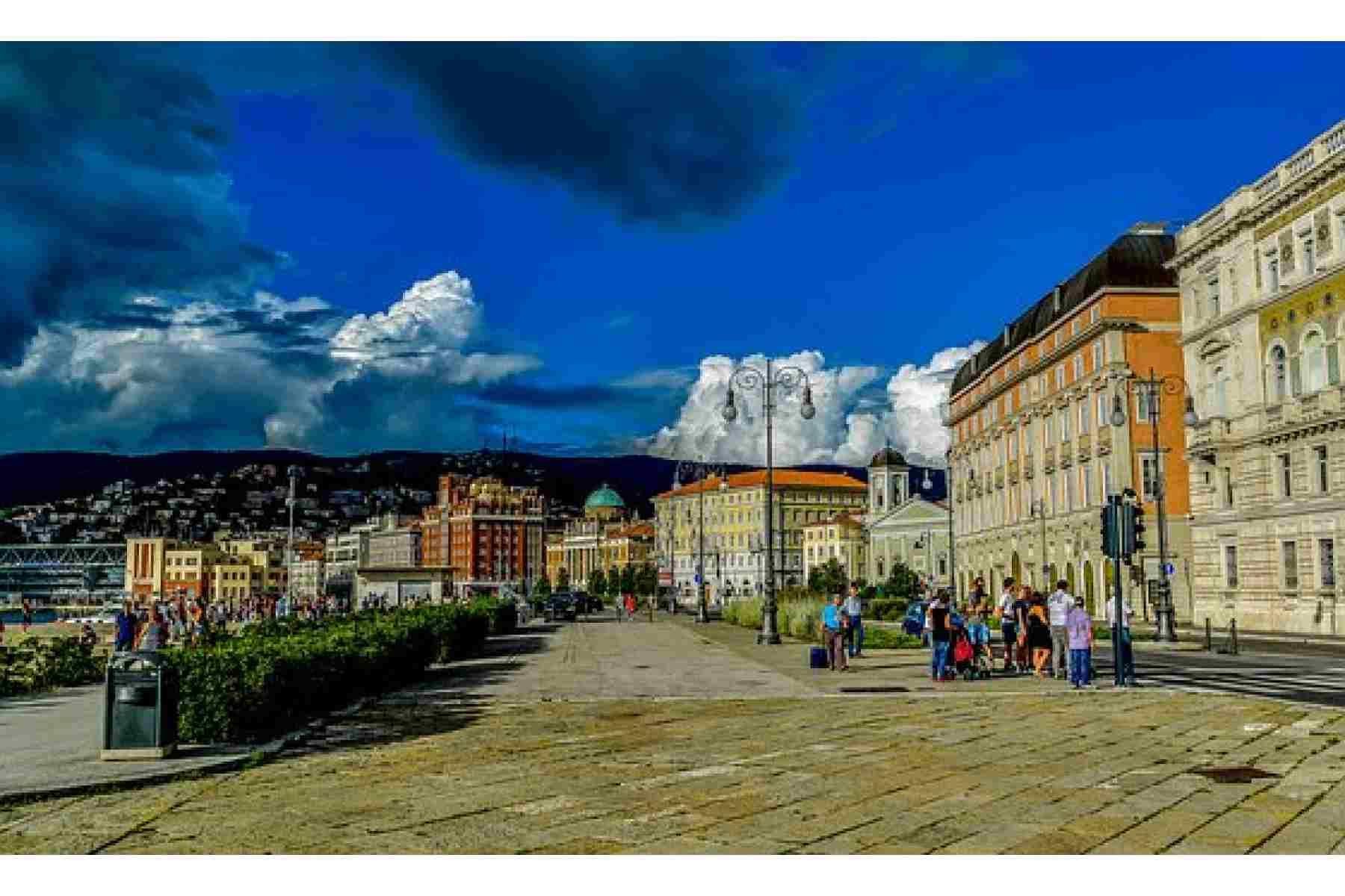 Golf Club & City: Trieste - 3 days/ 2 nights - 1 Round in Golf Club Trieste- extra days on request Wedding Package