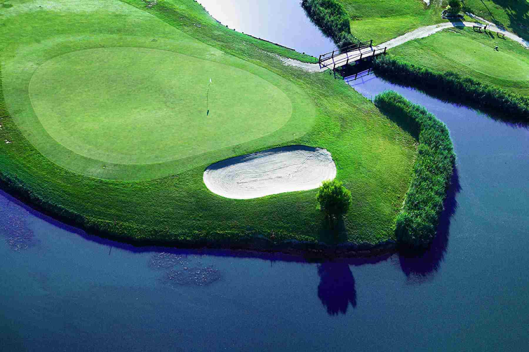 Golf Club & Culture: Grado - Aquileia -  Friuli Venezia Giulia - 3 days/ 2 nights - 1 Round in Golf Club Grado Wedding Package