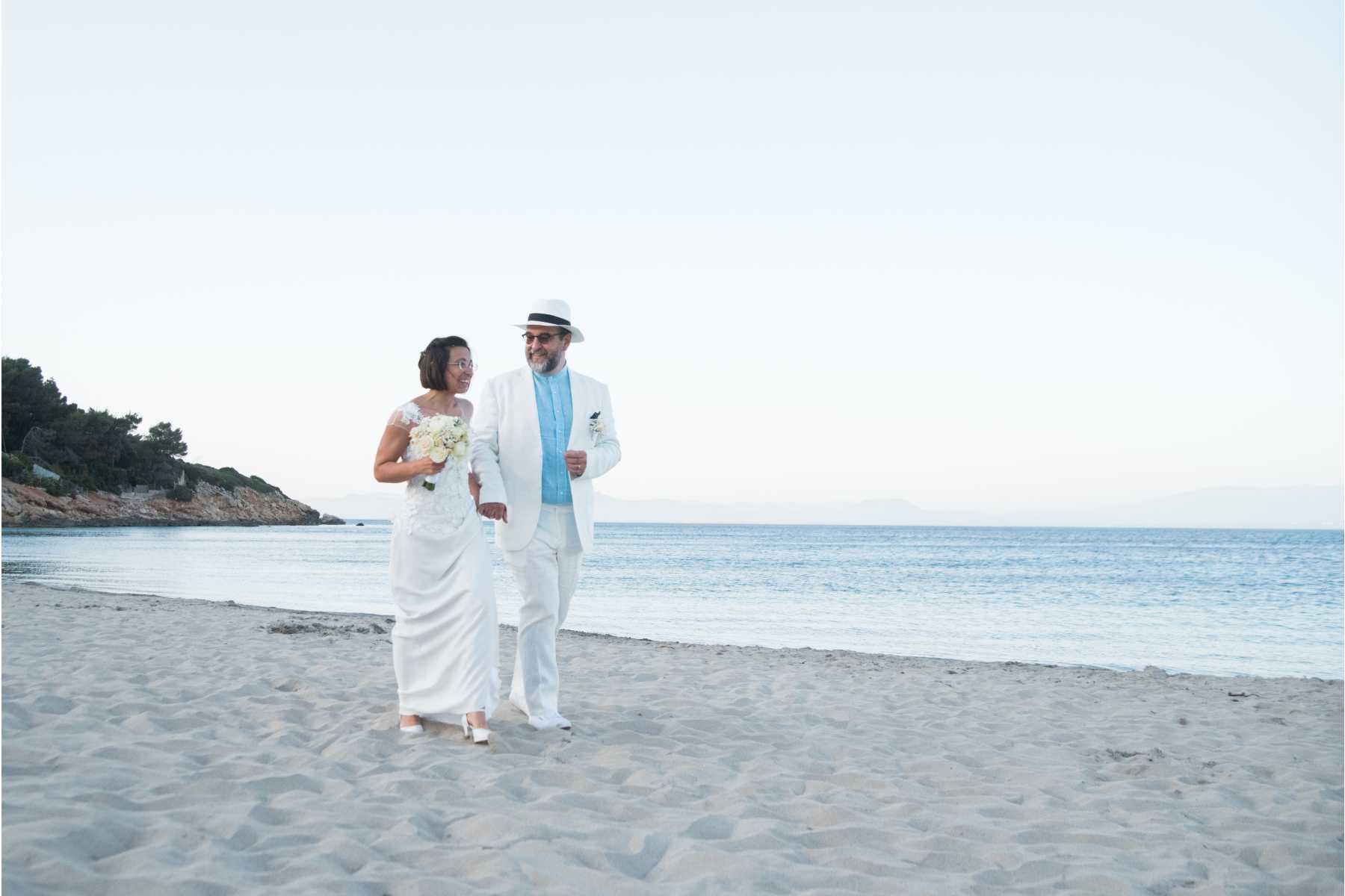 Bride and Groom Romance in Sardinia - Photo 4
