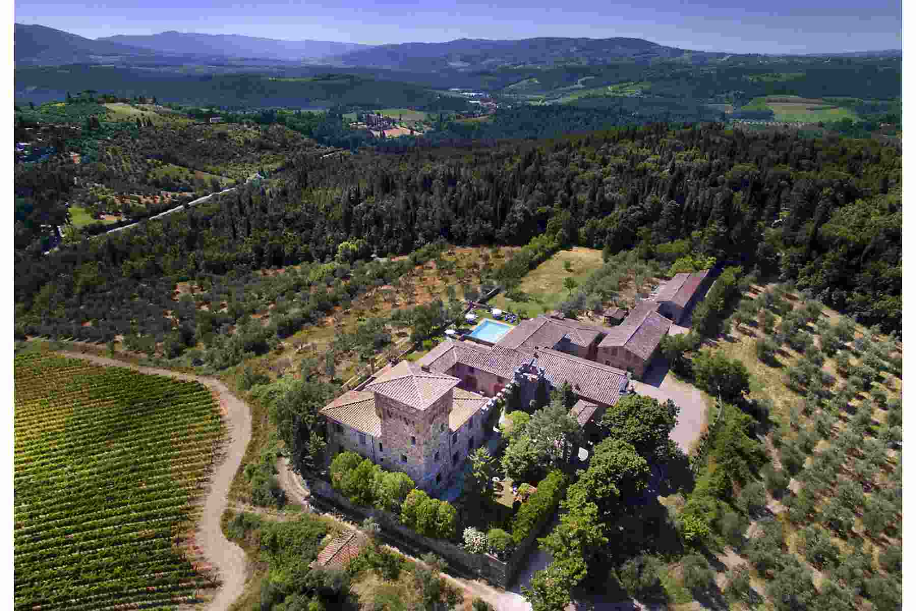An amazing Castle Wedding in Florence area Wedding Package