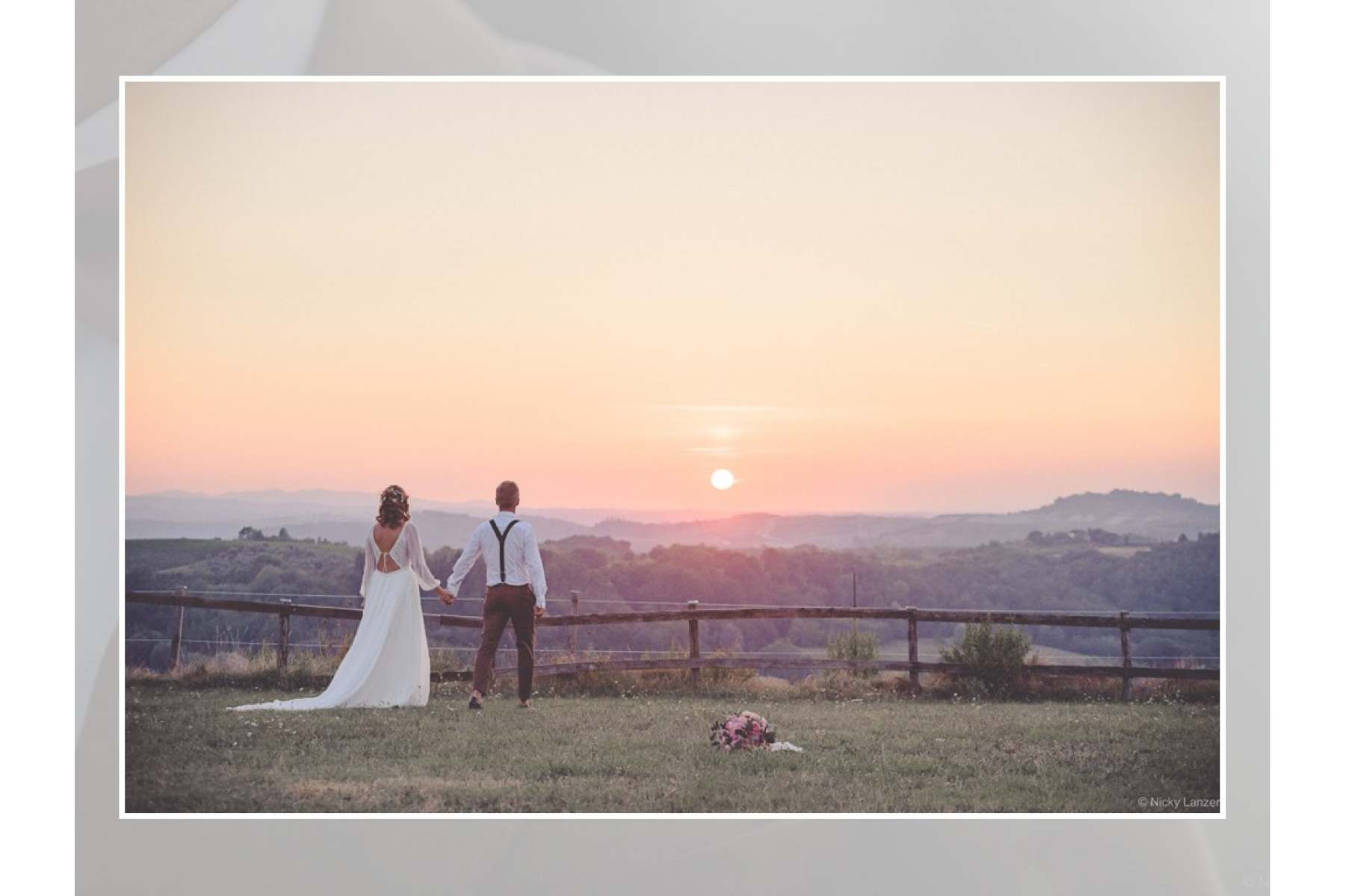 Civil Wedding in Tuscany Wedding Package