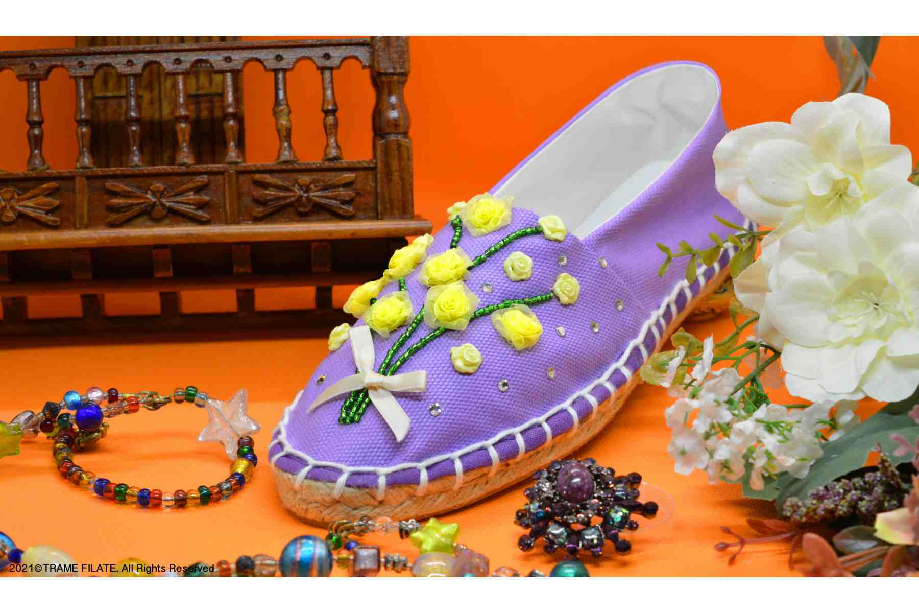 The Espadrilles' collection Wedding Package