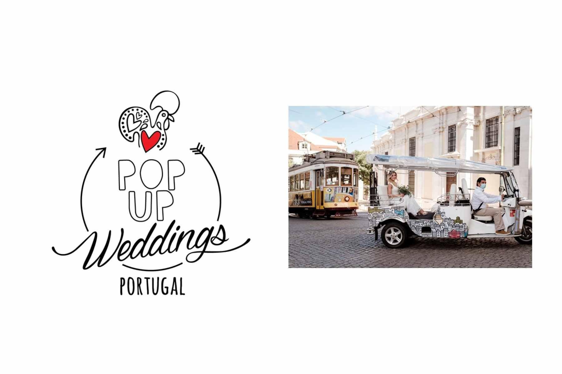 Pop Up Weddings Portugal