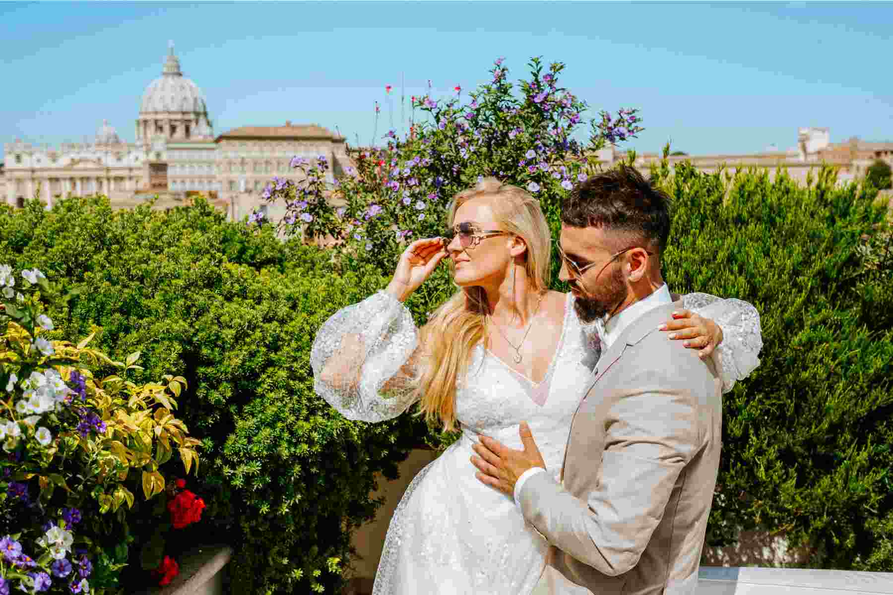 Hello -  Romantic Roma Wedding Package