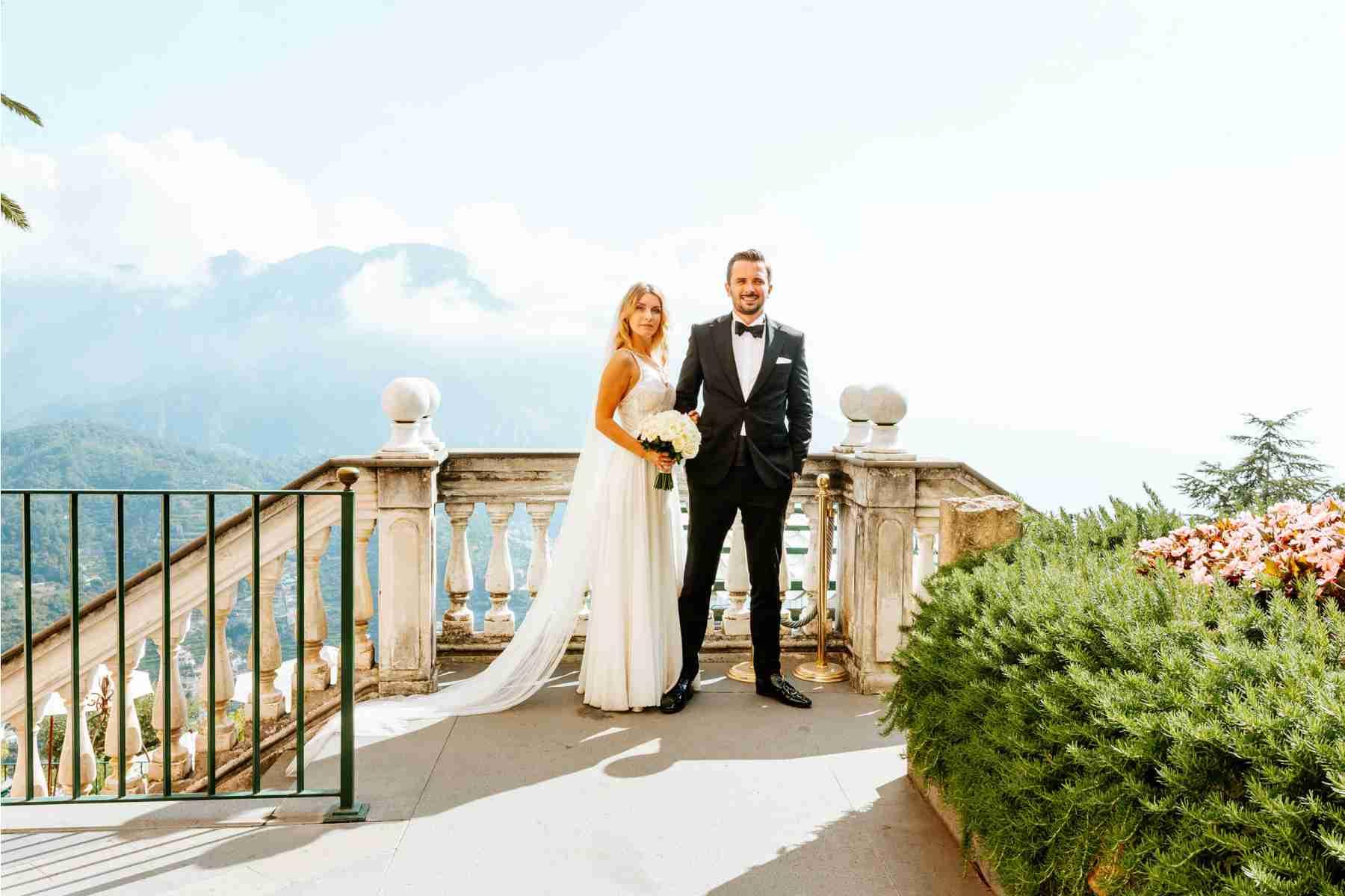 Hello -  Amalfi Coast Wedding Photo session Wedding Package