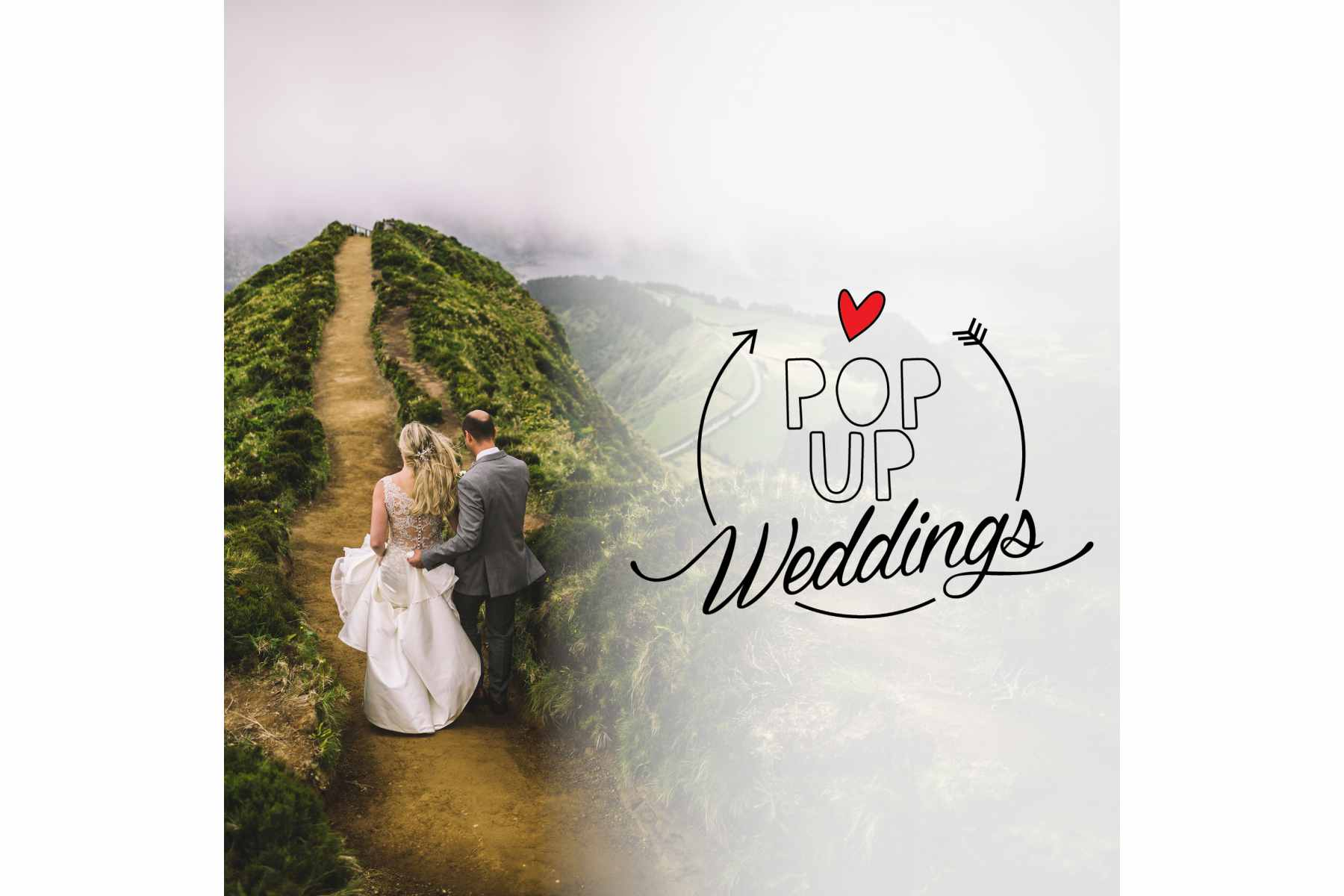 POP UP Weddings Destinations