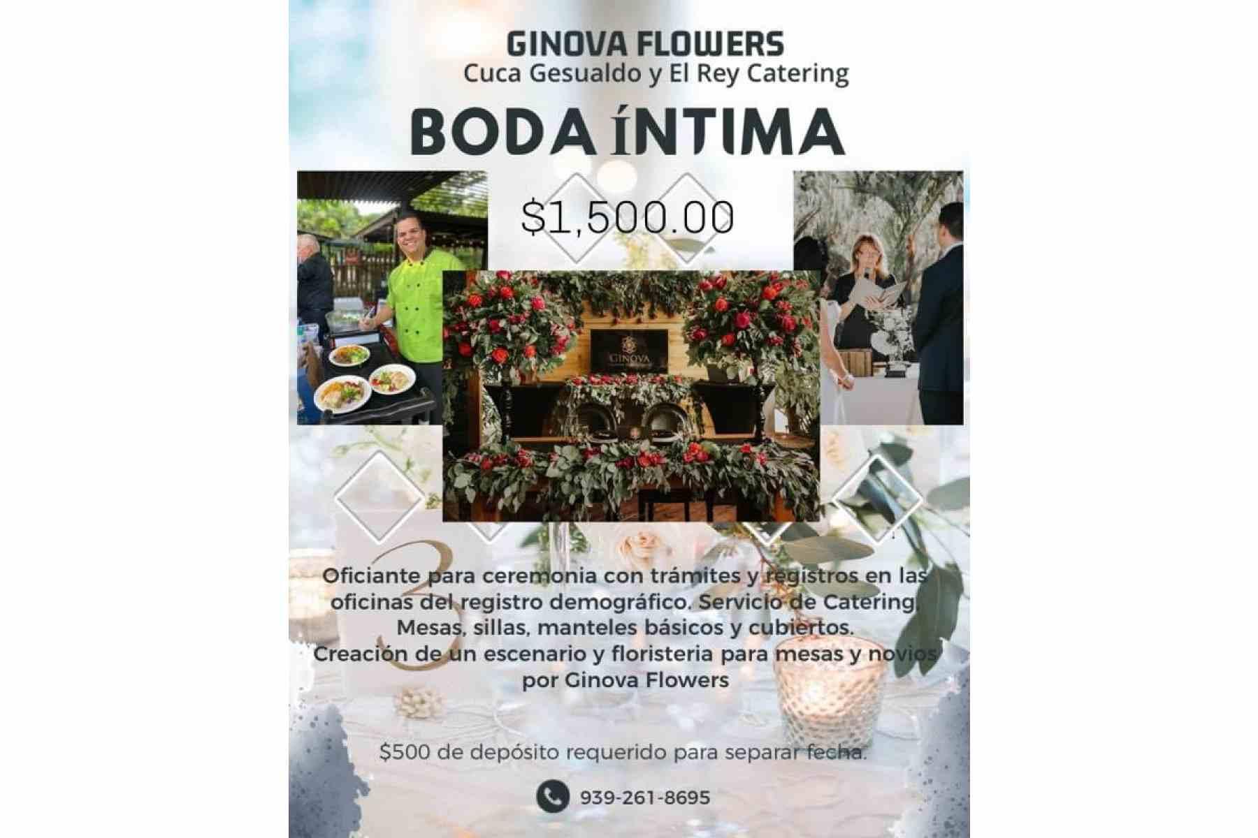 Boda Íntima / Intimate Wedding
