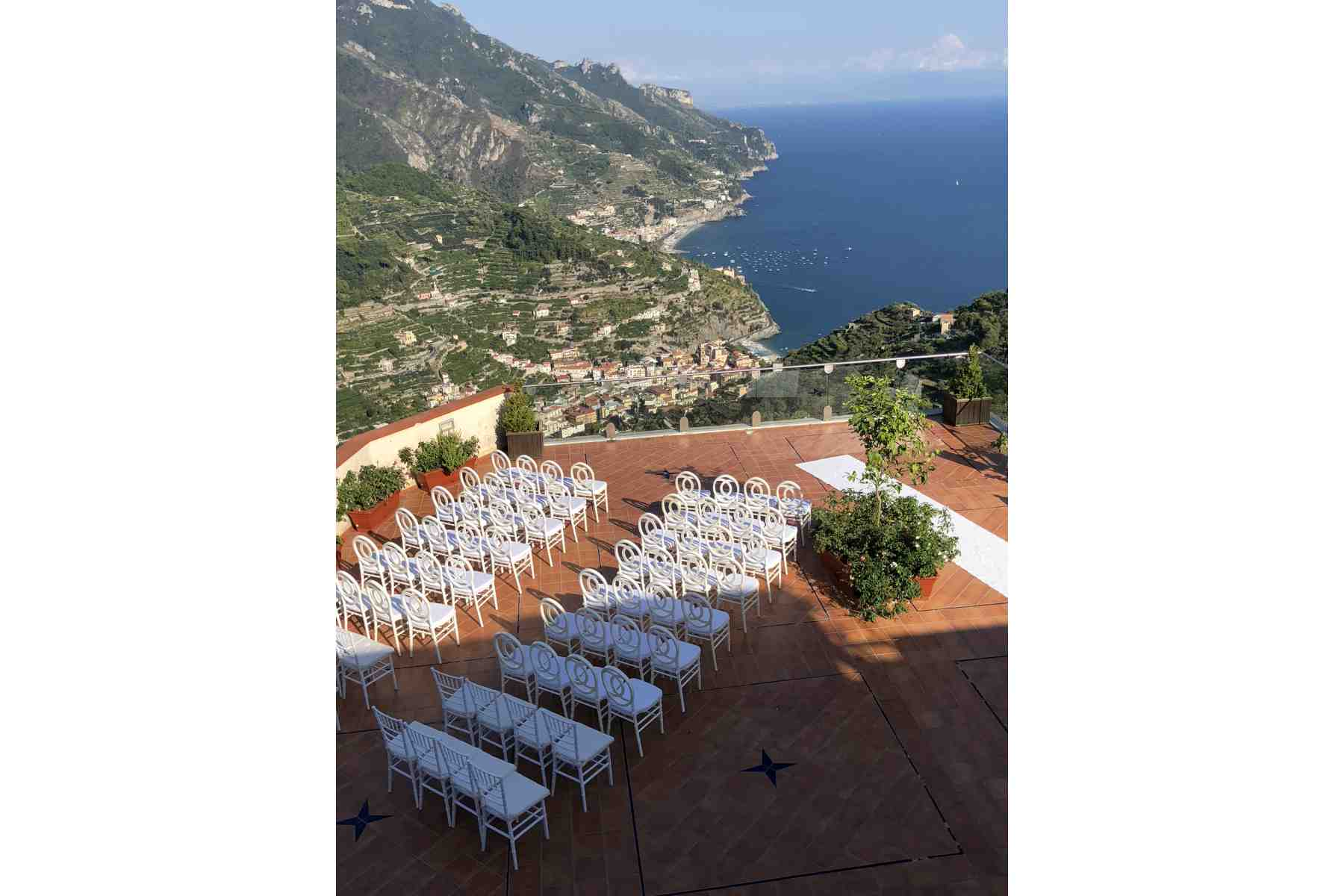 Symbolic Wedding with a view Wedding Package