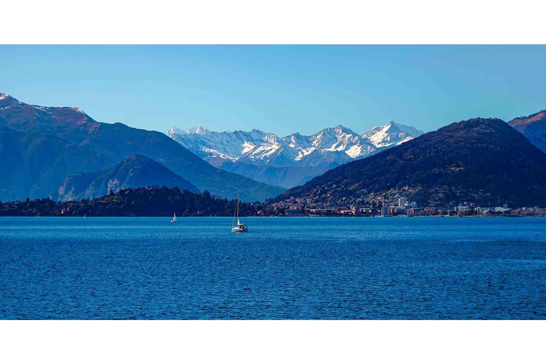 Italian Lakes Wedding Package